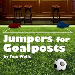 Jumpers for Goalposts.