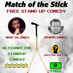 Match Of The Stick.