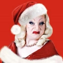 Myra Dubois: We Wish You a Myra Christmas. Gareth Joyner.