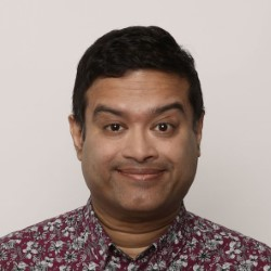 Paul Sinha: The Two Ages of Man. Paul Sinha.