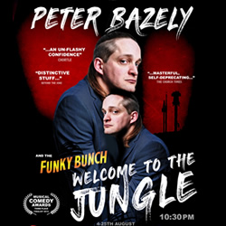 Peter Bazely and the Funky Bunch: Welcome to the Jungle.