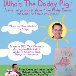 Who's the Daddy Pig?.