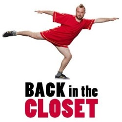 Roman Fraden: Back in the Closet. Roman Fraden.
