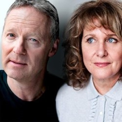 Rory Bremner And Jan Ravens. Image shows from L to R: Rory Bremner, Jan Ravens.