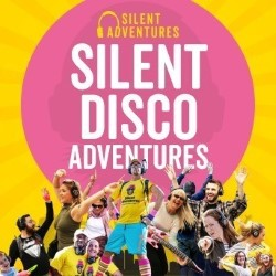 Silent Disco Tours by Silent Adventures.