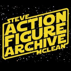 Action Figure Archive With Steve McLean.