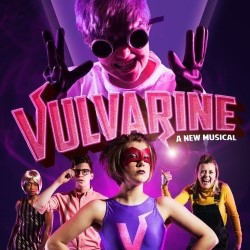 Vulvarine: A New Musical.