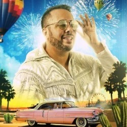 Abandoman AKA Rob Broderick - The Road To Coachella. Rob Broderick.