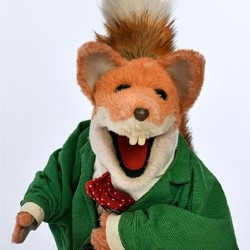 Basil Brush: Unleashed. Michael Winsor.