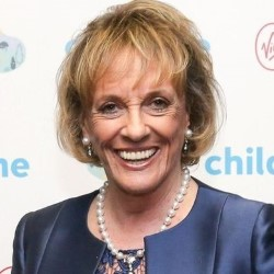 Benefit In Aid Of Silver Line. Esther Rantzen.