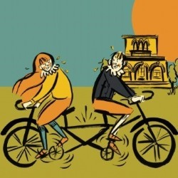 The HandleBards: Much Ado About Nothing.