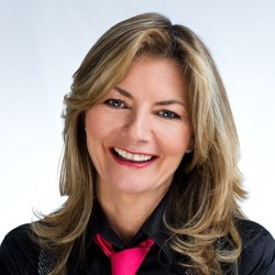 In Conversation with... Jo Caulfield. Jo Caulfield.