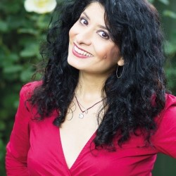 In Conversation with... Shappi Khorsandi. Shappi Khorsandi.