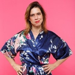 Lou Sanders: Say Hello To Your New Step-Mummy. Lou Sanders.