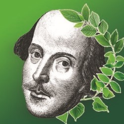 Shakespeare in the Garden: The Comedy of Errors. William Shakespeare.