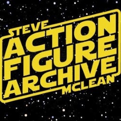 Action Figure Archive With Steve Mclean. Steve Mclean.