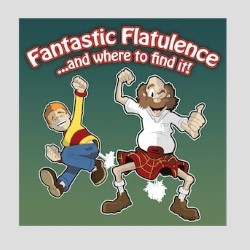 Fantastic Flatulence and Where to Find It. Stuart Reid.