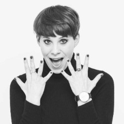 Suzi Ruffell: Dance Like Everyone's Watching. Suzi Ruffell.
