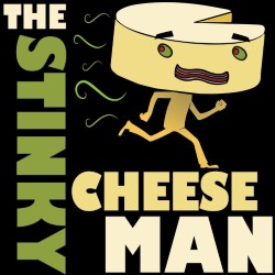 The Stinky Cheese Man... and Other Fairly Stupid Tales.