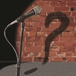 Trevor Lewis Presents: A Stand-Up for the Mystery Hour.