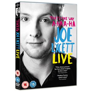 Joe Lycett. Copyright: Universal Pictures.