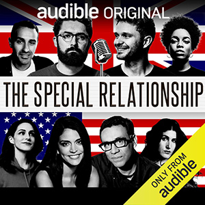 The Special Relationship. Copyright: Audible.com.