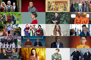 A to Z of British Comedy 2019