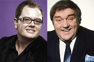 Alan Carr lined up to host Les Dawson tribute