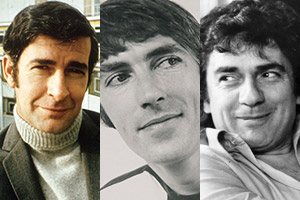 Comedy Chronicles: Just very naughty boys: Dave Allen, Peter Cook & Dudley Moore Down Under