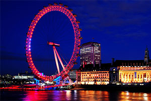 Is Comedy a Londoner's Game?
