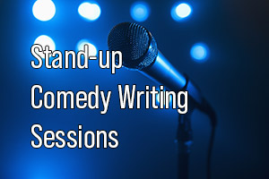 Stand-up Comedy Writing Sessions: Create New Material. Copyright: BCG.