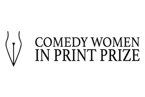 Comedy Women In Print 2019 prize