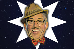 Count Arthur Strong announces 2019 tour