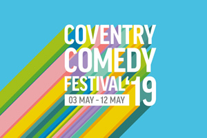 Coventry Comedy Festival 2019.