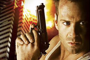 Die Hard. Bruce Willis.