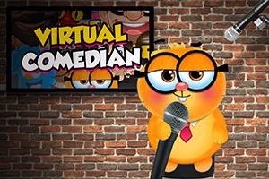 Digital Puppets - Virtual Comedian
