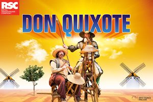 Win tickets to Don Quixote