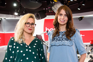 Ellie Taylor to co-host new Heart radio show