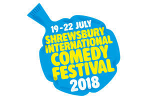 Shrewsbury International Comedy Festival.