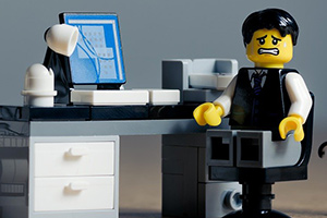 Lego man in a job. Image by www_slon_pics from Pixabay.
