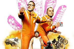 Vic & Bob's The Glove posters