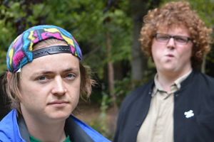 Good Kids. Image shows from L to R: Tom Dowling, Kieran Ahern.