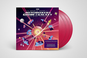 Hitchhiker's Guide on vinyl