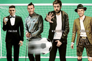 Jack Whitehall football series