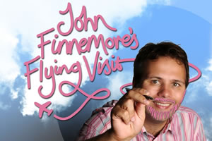 John Finnemore interview