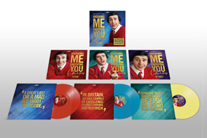 Alan Partridge radio series to be released on Vinyl