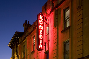 Komedia Bath ownership plan