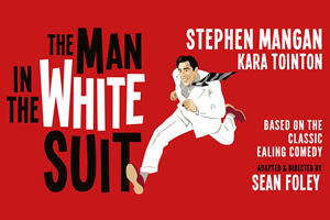 Stephen Mangan and Kara Tointon to star in The Man In The White Suit