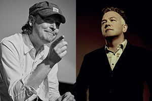 Stewart Lee and Michael Cumming interview