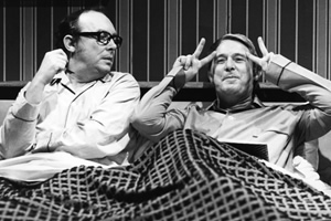 BBC to air Morecambe & Wise's home movies